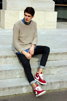 Breathtaking 39 Cool Teen Fashion Looks for Boys in 2018