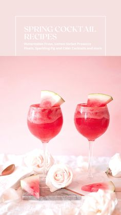 Healthy Spring cocktails non alcoholic refreshing #recipes #cocktails Cider Cocktails, Fun Cocktails, Cocktail Recipes, Alcoholic Drinks To Make, Fall Recipes, Whole Food Recipes, Collagen Coffee, Easy Summer Cocktails, Lemon Sorbet