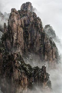 photo ressemblant peinture montagne 640x960 Ce ne sont pas des peintures mais de vraies photos