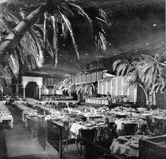 coconut grove ambassador hotel los angeles | The Cocoanut Grove - Los Angeles, California