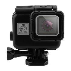 >> Click to Buy << Sport Camera Accessories for Gopro Hero 5 Black Waterproof Housing Case Touch Screen Back Door For Go pro Hero 5 Underwater Box #Affiliate