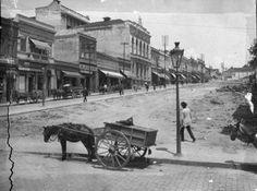 Av. S. João - São Paulo - 1915