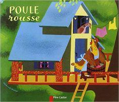 Poule rousse - livre souple (2 ex)