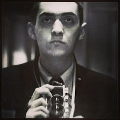 InstaKubrick – Stanley Kubrick Self Portraits made with Instagram (12 Pictures)