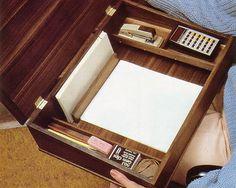 The Shaker Lap Desk - DIY - MOTHER EARTH NEWS