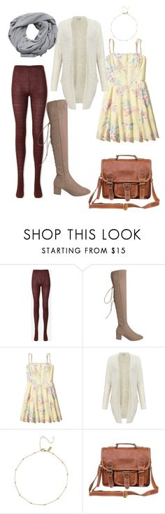 """""""Fall outfit"""" by zoe-frabla ❤ liked on Polyvore featuring Uniqlo, Hollister Co., Miss Selfridge, Mahi and MANGO"""