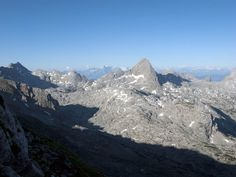Das Steinerne Meer in den Berchtesgadener Alpen - Berchtesgadener Land Blog