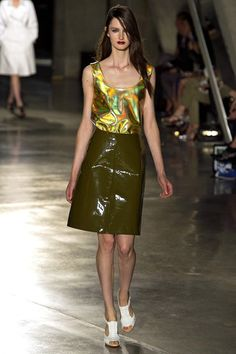 Jonathan Saunders Ready-To-Wear S/S 2013