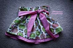 {Mommy} Creations: Apple Skirt and Tutorial