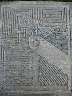 Muster 'Orginal Schönbrunn-Labyrinth'Irrgarten-Labyrinth, Schlosspark Schönbrunn, 1130 Wien