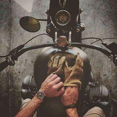 Cafe Racer Dreams More motorcycle lifestyle. Flat Tracker, Royal Enfield, Vespa, Moto Fest, Harley Davidson, Bmw Scrambler, Motorcycle Photography, Man Up, Dreams