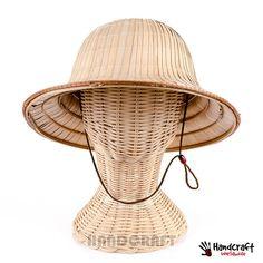 Asian farmers straw hat