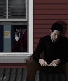 Stiles' Window by JoelsVoice on DeviantArt