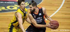 Liga Endesa - Valencia Basket - Antoine Diot - Unicaja Malaga - Edwin Jackson - Jamar Smith