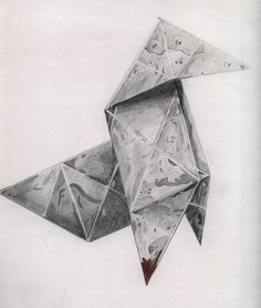 drawings of origami - Google Search