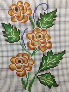1 million+ Stunning Free Images to Use Anywhere Cross Stitch Rose, Cross Stitch Flowers, Cross Stitch Charts, Counted Cross Stitch Patterns, Beaded Embroidery, Cross Stitch Embroidery, Embroidery Patterns, Free To Use Images, Cross Stitch Collection