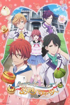 BONJOUR-Sweet Love Patisserie Anime ENG-Sub