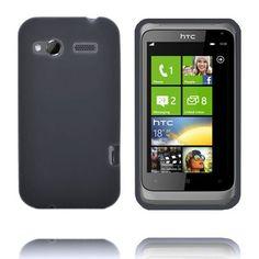 Soft Shell (Sort) HTC Radar Deksel
