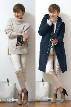 まだ寒いのに春コーデ、どうしますか? | 服を変えれば、生き方が輝く!私がはじまるファッションコーデ