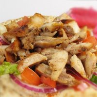 Recette libanaise de Shawarma à la viande, chawarma viande | Recette Libanaise Facile , recettes de cuisine libanaise, cuisine orientale, re...