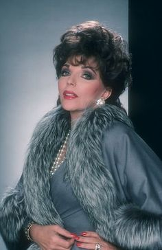 """Dynasty"" Joan Collins"