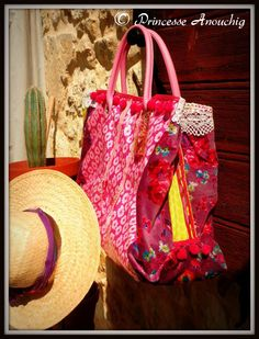Sac Princesse Anouchig Diaper Bag, Creations, Bags, Fashion Design, Princess, Purse, Accessories, Handbags, Dime Bags