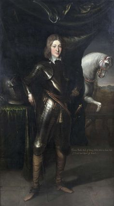 ATTRIBUTED TO VAN DYKE Portrait of Thomas Butler Previously on sale at ADAM'S. www.adams.ie