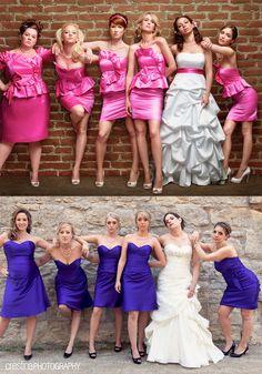 Meet the Bridesmaids!
