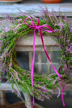 Blueberry: Autumn Wreath