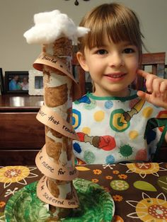 Bible Lesson Craft: The Tower of Babel
