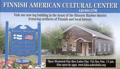 Finnish-American Cultural Heritage Museum in Ashtabula, Ohio