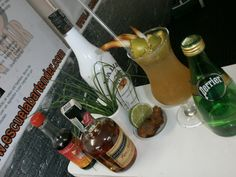 """""""Quilla Punch"""" http://nuevamixologiacolombiana.blogspot.com/2012/12/signature-cocktails-xxxviii-quilla-punch.html @SPerrier_USA"""