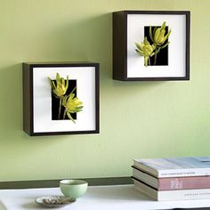 shadow box wall vase - Cheap Wall Decor