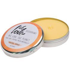 Natuurlijke deodorant We Love the Planet Original Orange