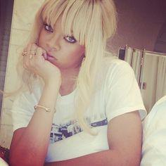 #Rihanna #Blonde