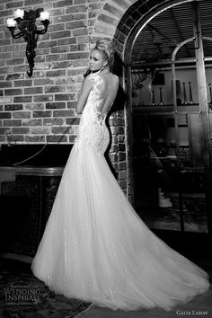 galia lahav couture wedding dresses 2014 giselle bridal gown back