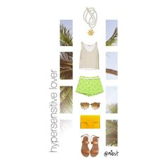 Hypersensitive Lover | Summer Outfits by miast on Polyvore