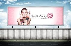Criação e Concepção da marca Beth Viana