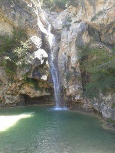 Els Gorgs de la Febró (Tarragona)