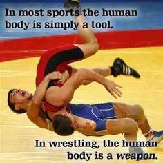 This is true, and is also the reason wrestling has dominated the UFC for the past decade. -MB
