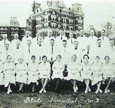 State Hospital Employees, Nevada, Vernon County, Missouri