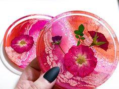 New rose coasters in my Etsy shop! 🌹💗 #kawaiigifts #cottagecore #bohochic #etsy Kawaii Gifts, Boho Chic, Coasters, My Etsy Shop, Smile, Rose, Pink, Coaster, Smiling Faces