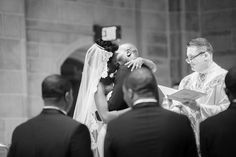 Colorful Nigerian Wedding in Atlanta: Olako + Osahon