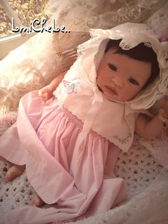 From the Shyann Kit Reborn Baby Doll 19 by LittleBlessingsFaith