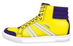 The new Zeha Berlin Sneaker. Custom-Fan-Designed.