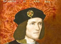 England's King Richard III found after 500 years - bones proven to be his by DNA analysis.  King Richard III by an unknown artist from the 16th Century at the National Portrait Gallery in London