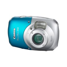 Waterproof Digital Camera with 3x Optical Image Stabilized Zoom and 2.5-Inch LCD, Canon PowerShot D10 12.1 MP - http://amzn.to/LS1M0T