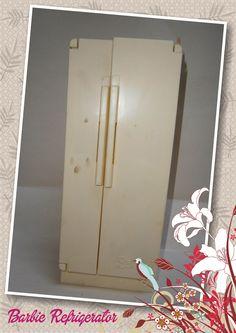 Barbie Refrigerator