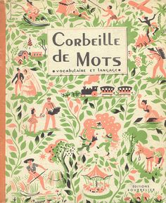 Words & Eggs - Posts - Vintage French Educational Book Covers