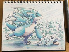 Sandshrew & Sandslash